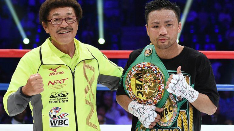 Daigo Higa reflects on bringing belt home to Okinawa