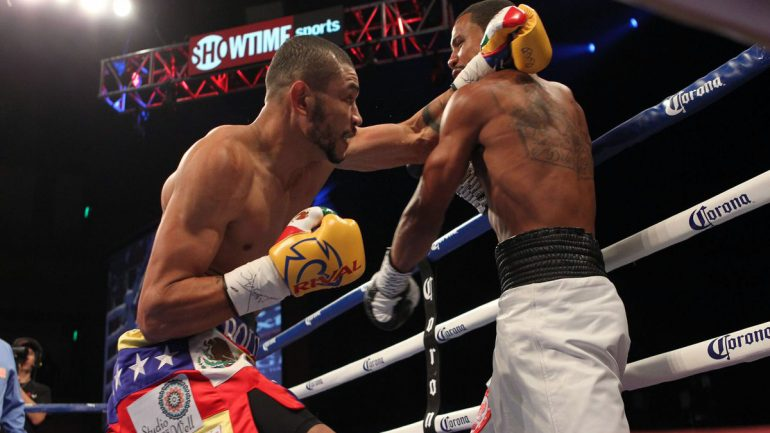 Andre Dirrell-Jose Uzcategui and the mess that followed the fight