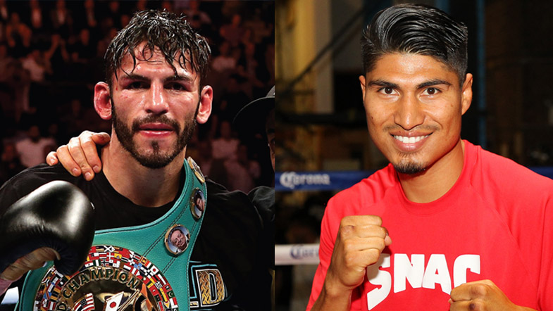 Jorge Linares vs. Mikey Garcia