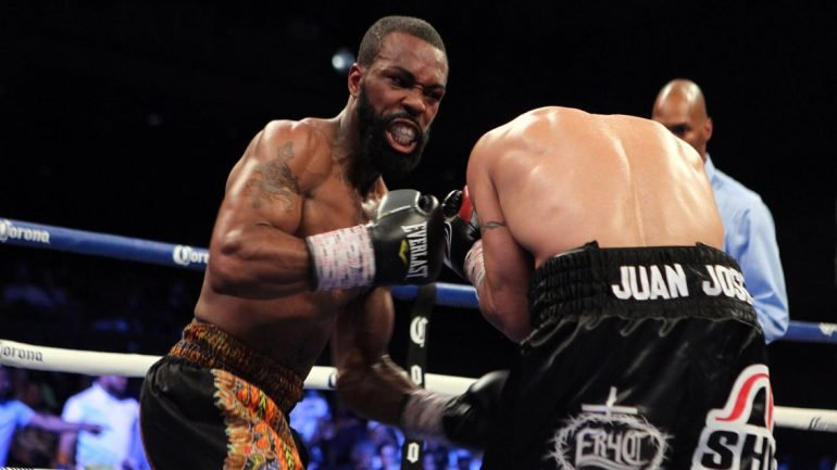 Gary Russell Jr. leads family affair by stopping Escandon