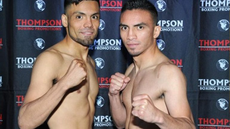Ituarte-Zarate elevated to main event after Santillan drops out
