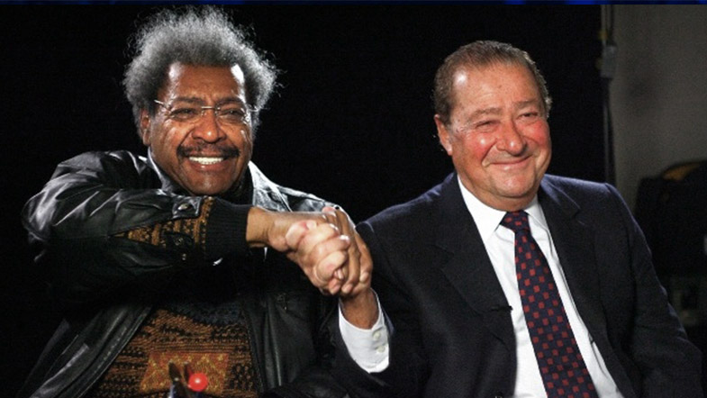 Powers That Be Don King and Bob Arum ruled boxing and battled each other for decades