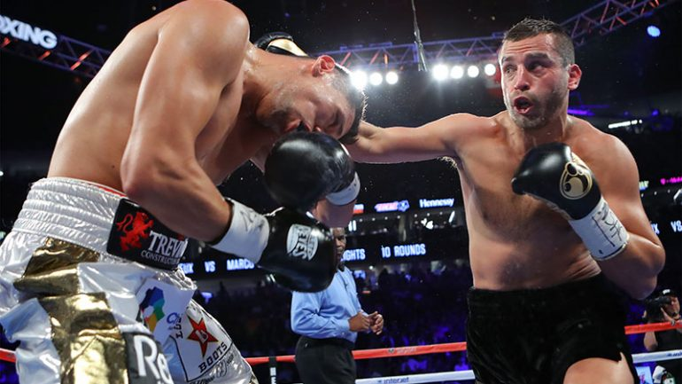 David Lemieux defeats Marcos Reyes by onesided decision
