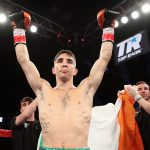 Michael Conlan ring intro. Williams 150x150 - Featherweight prospect Michael Conlan will now face Diego Alberto Ruiz on August 3