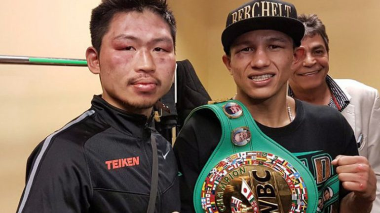 Berchelt-Miura to top HBO B.A.D. tripleheader on July 15