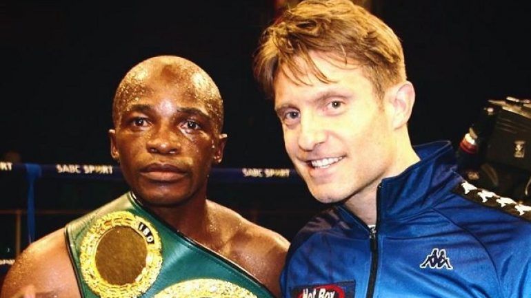 Moruti Mthalane: Nothing will stop me defending my title against Sunny Edwards