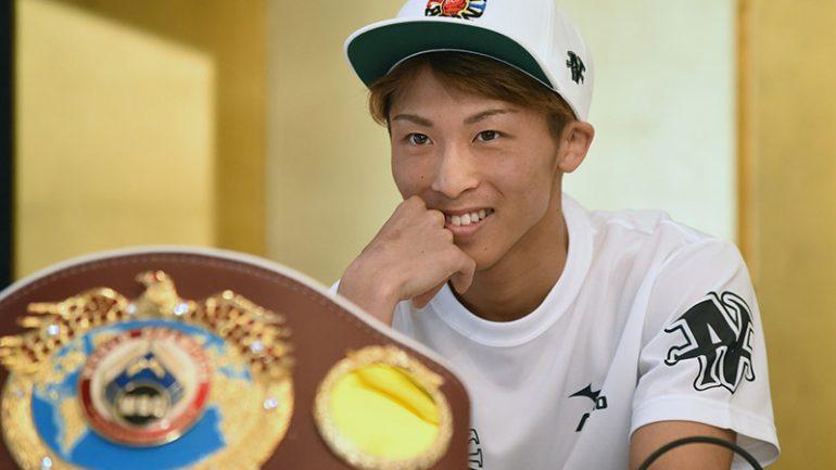 Naoya Inoue and Ryoichi Taguchi lead a golden era in Japanese boxing