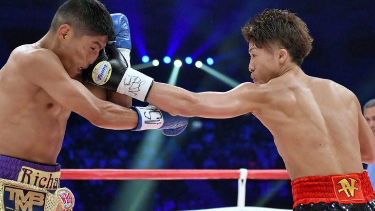 Naoya Inoue vs. Ricardo Rodriguez, Akira Yaegashi vs. Milan Melindo