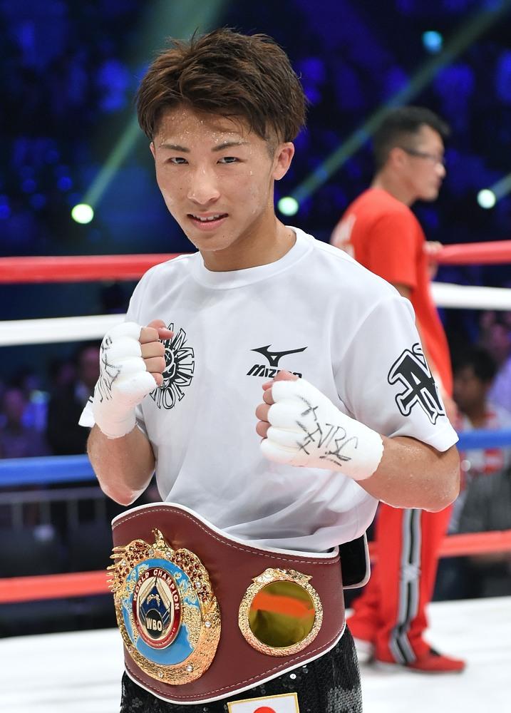 Naoya Inoue Vs Ricardo Rodriguez Akira Yaegashi Vs