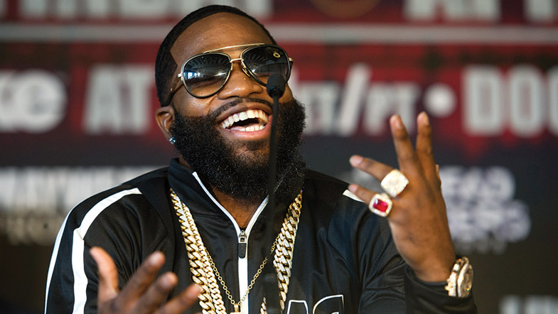 Adrien Broner adds another mugshot to his daunting collection