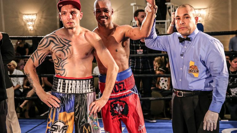 Mendez outpoints Redkach, who blames ref's calls for the loss