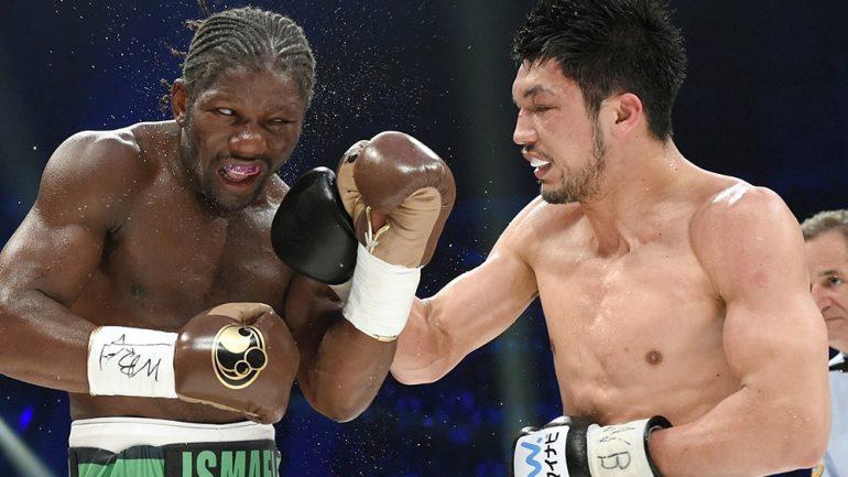 Ryota Murata vs. Hassan N'Dam, Daigo Higa vs. Juan Hernandez, Ken Shiro vs. Ganigan Lopez