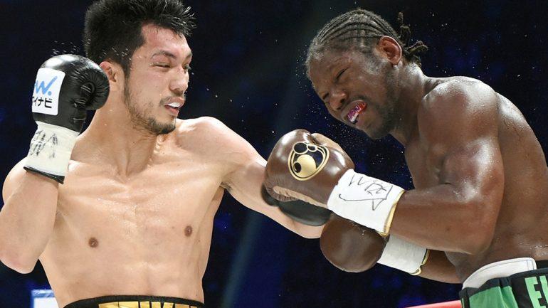 N'Dam-Murata decision leaves WBA president 'embarrassed'