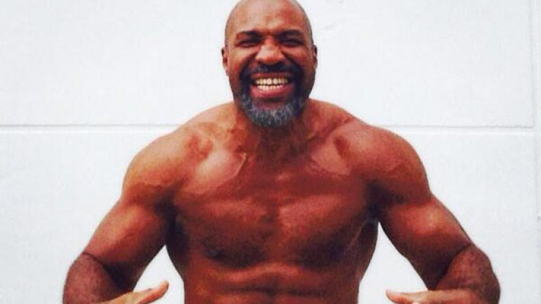 Shannon Briggs-Fres Oquendo fight canceled