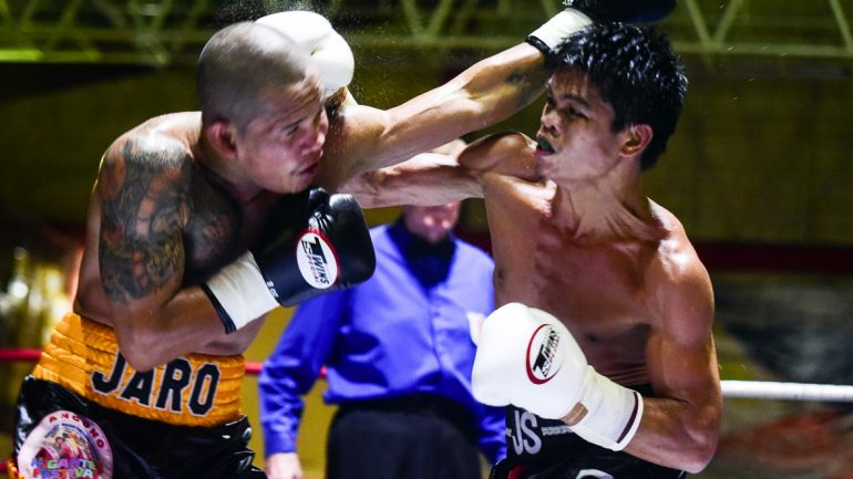 Jonas Sultan continues rise to contention with KO of Sonny Boy Jaro