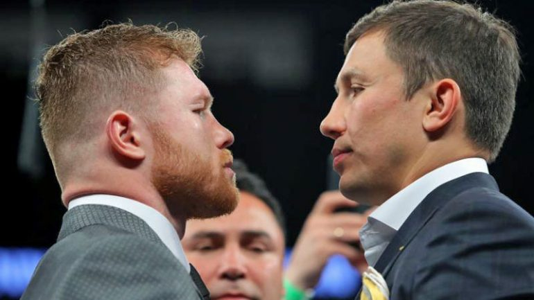 Two big winners (Canelo and GGG), one big loser (Chavez): Weekend Review