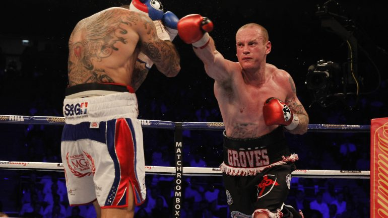 George Groves: Can The Saint get it right this time?