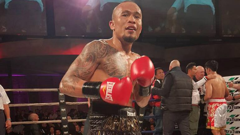 Czar Amonsot joins Horn's sparring roster ahead of Pacquiao fight