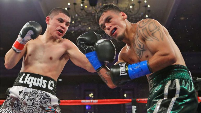 Diego De La Hoya defeats Erik Ruiz by near-shutout decision