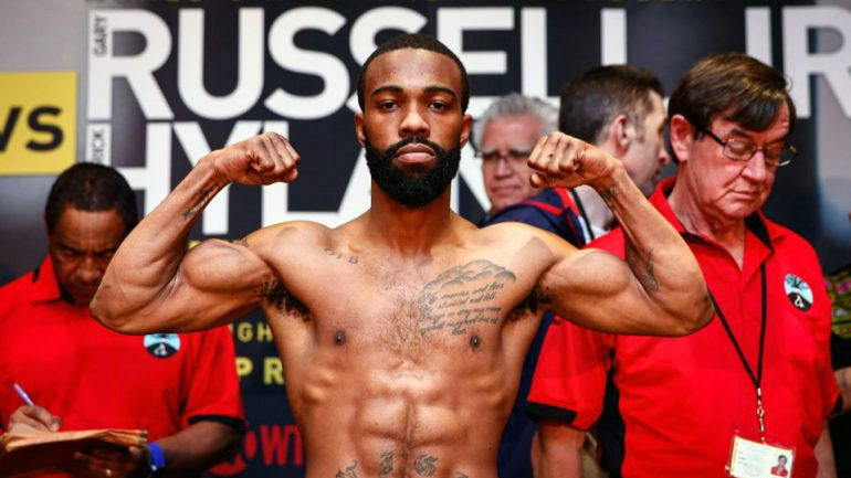 Gary Russell Jr. stops Escandon in Round 8