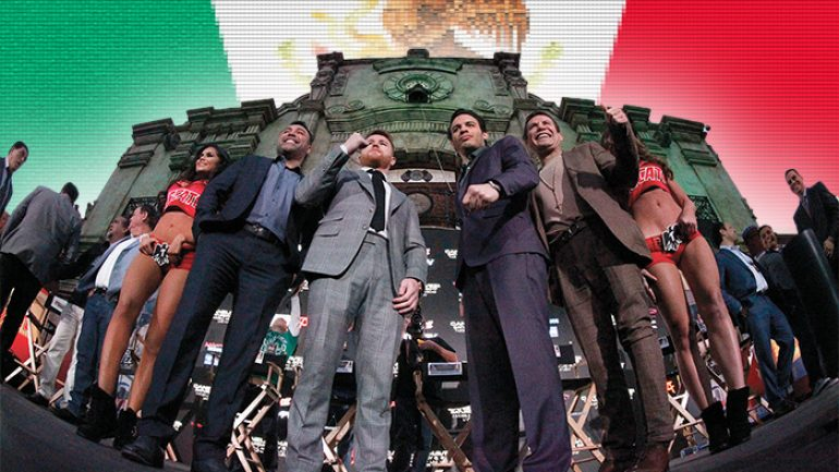 Canelo-Chavez Jr.: The Fight for Mexico