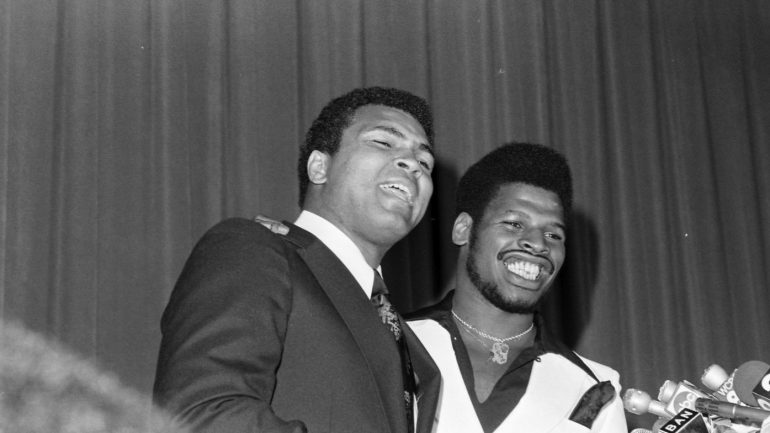 From the Archive: 'I've solved the Spinks riddle' says Ali