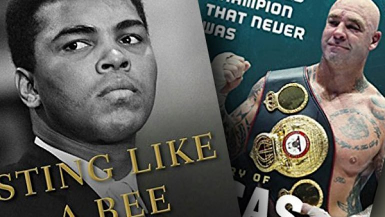 Leigh Montville on Muhammad Ali and more Literary Notes