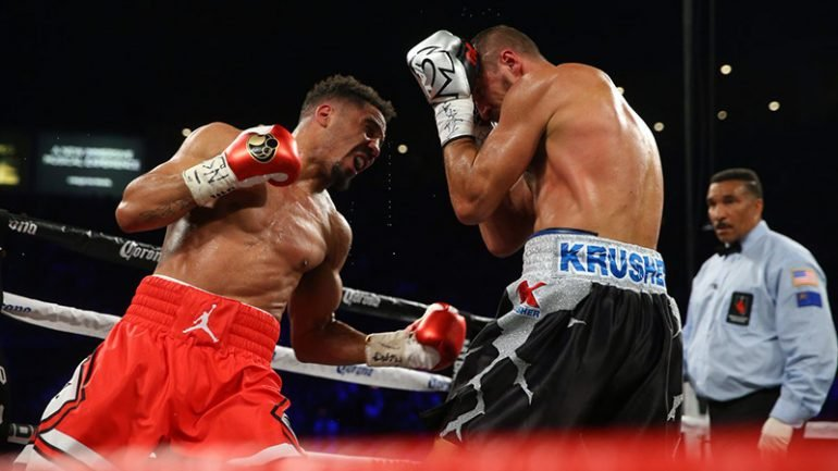 Commission director sees no reason Ward-Kovalev result will be overruled