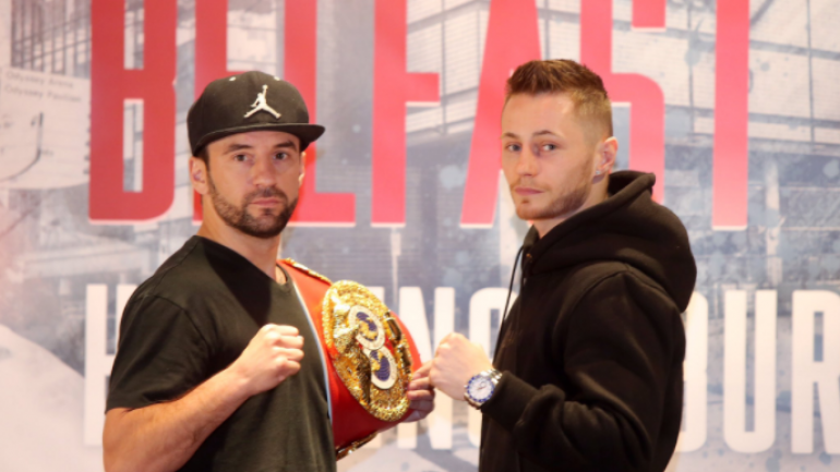 Ryan Burnett: 'I will become world champion on June 10'