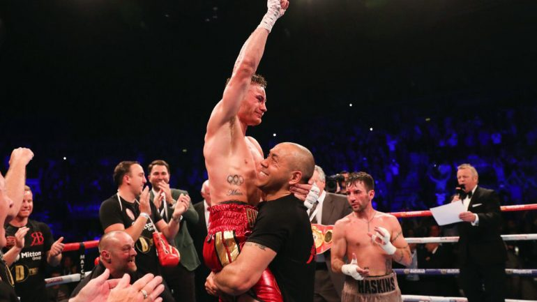 Burnett-Zhakiyanov 118-pound unification fight set for October 21