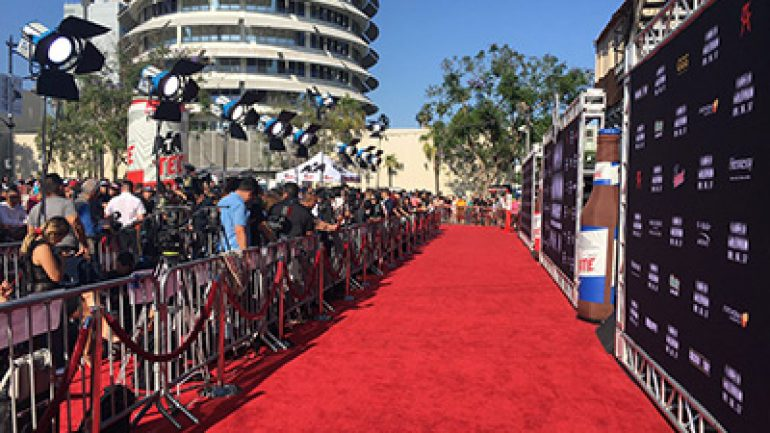 Recapping the Canelo-Golovkin Los Angeles red carpet event