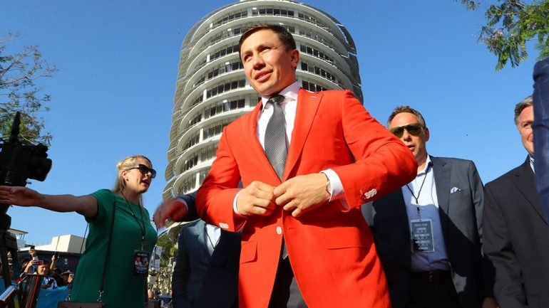 Gennady Golovkin gets down to business with DAZN, 'Sometimes people with belts are not the best boxers'