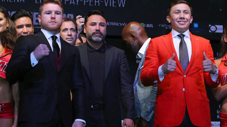 Marinated and ready: Loeffler sees throwback classic in Canelo-GGG