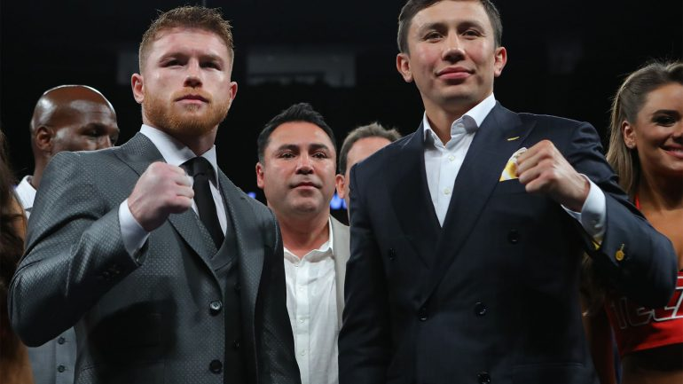 Gennady Golovkin: Canelo Alvarez fight 'first step to history'