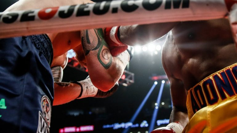 Adonis Stevenson makes quick work of Andrzej Fonfara in rematch