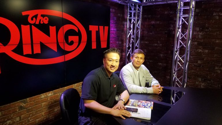 RingTV Presents: Gennady Golovkin discusses facing Canelo Alvarez
