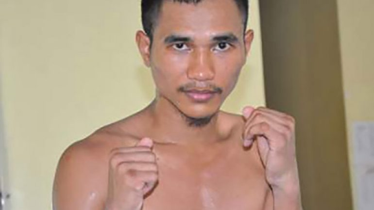 For Jayar Inson, long odds and opportunity in overseas fights
