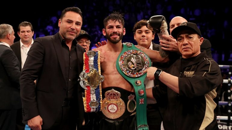 Jorge Linares to tentatively return on September 23