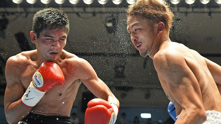 Masayuki Kuroda vs. Takuya Kogawa, Keisuke Nakayama vs. Richard Claveras