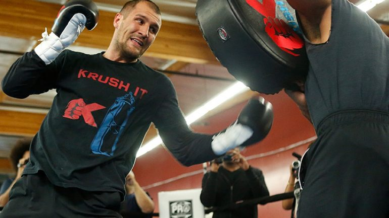 Kovalev's over-training claims could be very real, says Mancini