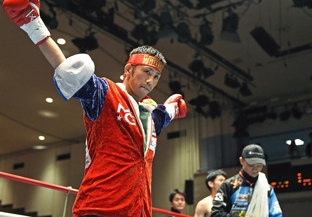 Masayuki Kuroda vs Takuya Kogawa photo by Naoki Fukuda 12 - Masayuki Kuroda: 'I have watched Moruti Mthalane's previous bouts, there is nothing tricky about his style'