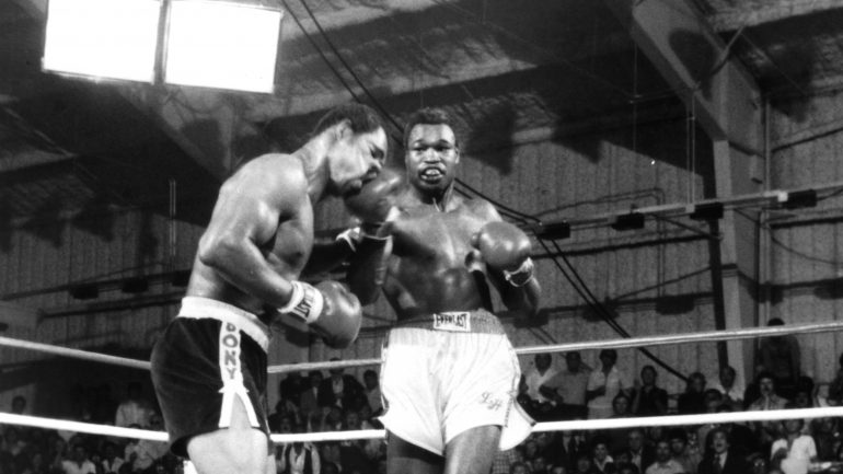 From the archive: Larry Holmes outpoints Ken Norton to win WBC heavyweight title