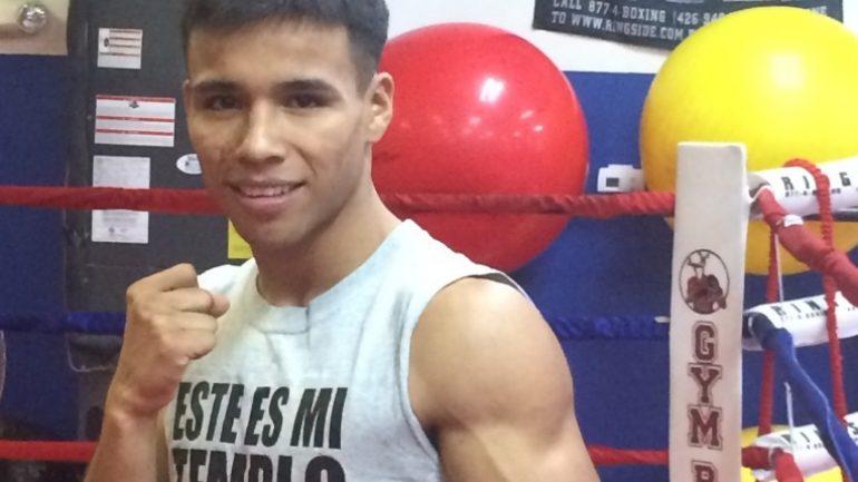Rafael Rivera KOs Ruben Tamayo in two rounds
