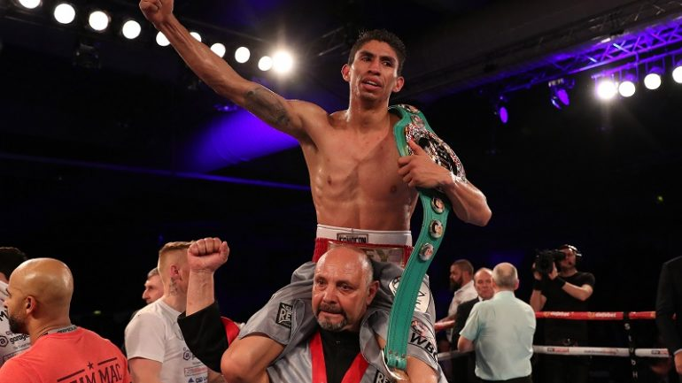 Rey Vargas-Ronny Rios to serve as HBO co-feature on August 26