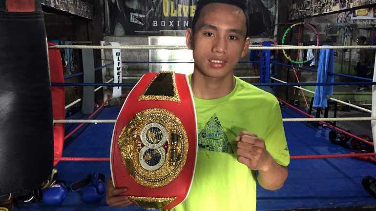 Prodigal son Robert Onggocan plans late Father's Day gift