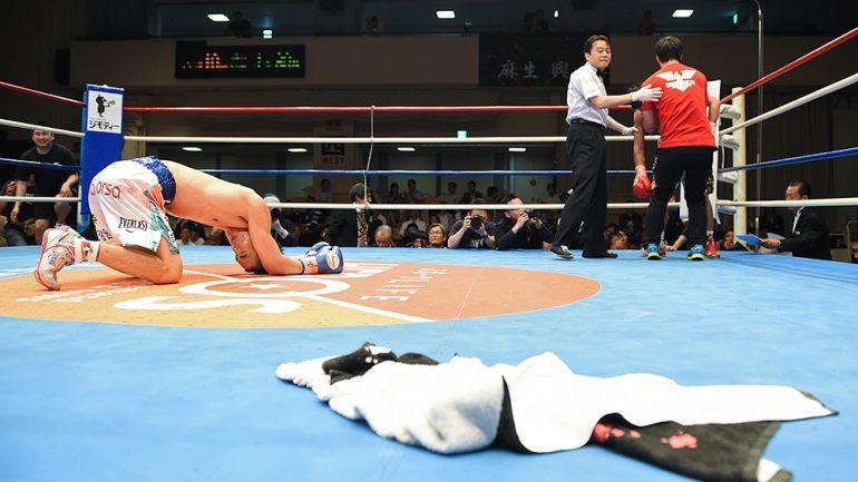Sa Myung Noh vs. Ryo Takenaka, Koichi Aso vs. Yusuke Konno