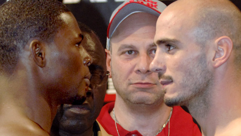 Cautionary Tale The post-clash lives of Kelly Pavlik and Jermain Taylor have mirrored each other