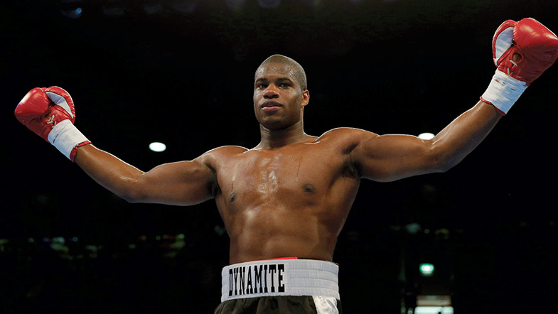 Daniel 'Dynamite' Dubois could be a heavyweight star in the making