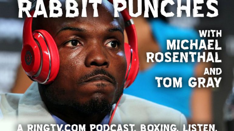 Rabbit Punches podcast, Episode 1