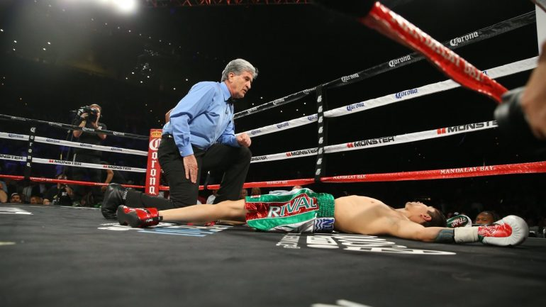 Guillermo Rigondeaux's victory over Flores likely to be changed